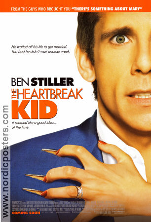 The Heartbreak Kid 2007 poster Ben Stiller Bobby Peter Farrelly