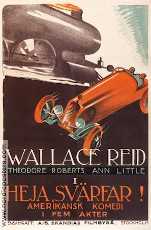 Excuse My Dust 1922 Wallace Reid