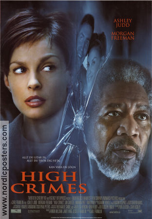 High Crimes 2002 poster Ashley Judd