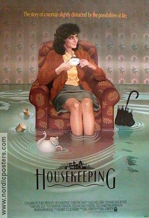 housekeeping poster usa 1987 christine lahti original