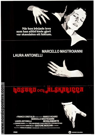 Mogliamante 1979 Movie poster Laura Antonelli