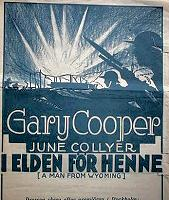 A Man From Wyoming 1931 poster Gary Cooper