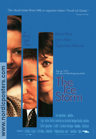 The Ice Storm 1997 Ang Lee Kevin Kline Sigourney Weaver