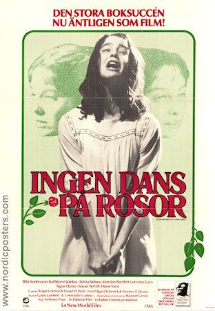 I Never Promised You A Rosegarden Poster 1977 Kathleen Quinlan Director Anthony Page Original