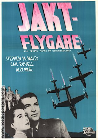Air Cadet 1951 Movie poster Stephen McNally