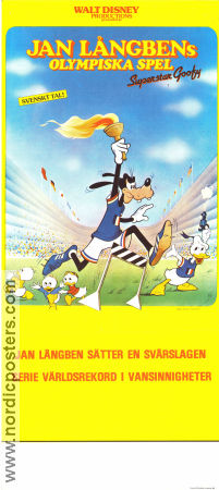 Superstar Goofy 1972 Movie poster