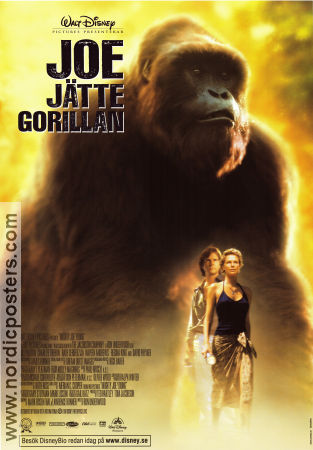 Mighty Joe Young 1999 poster Bill Paxton