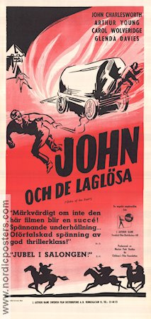 John of the Fair 1952 Movie poster John Charlesworth