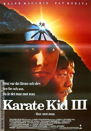 The Karate Kid 3 poste...