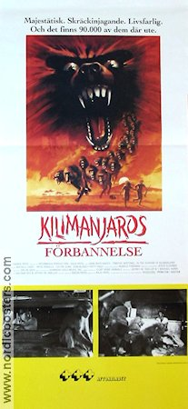 In the Shadow of Kilimanjaro 1986 John Rhys-Davies
