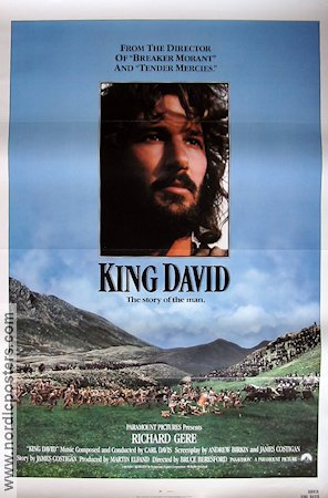 King David 1985 Richard Gere