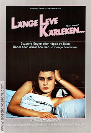 A nos amours 1983 Maurice Pialat Sandrine Bonnaire