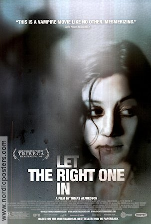 Let the Right One In 2008 Tomas Alfredson Lina Leandersson K�re Hedebrant