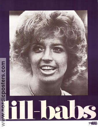 Lill-Babs 1971 poster Lill-Babs