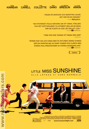 Little Miss Sunshine 2006 Steve Carell Greg Kinnear