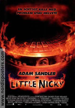 Little Nicky 2000 Adam Sandler Patricia Arquette