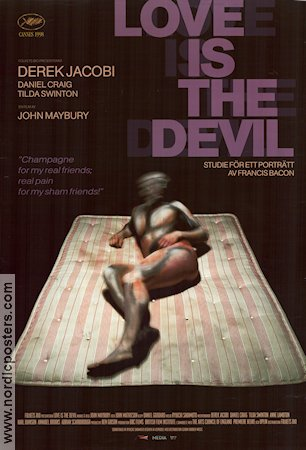 Love Is the Devil:Szkic do portretu Francisa Bacona (1998) SUBPL.DVDRip.XviD | Napisy PL
