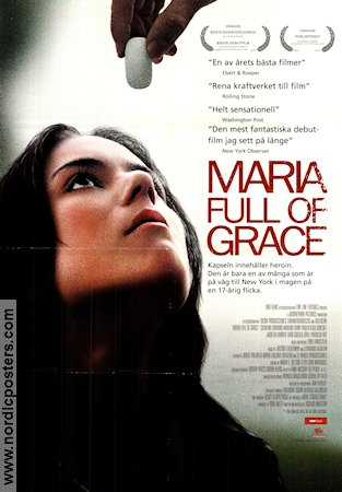 movie review of maria full of grace and de nadie essay Discuss and analyze all the videos and movies in terms of basic sociological concepts  maria full of grace   sociology through filmdoc.