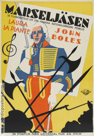 Captain of the Guard 1930 poster John Boles