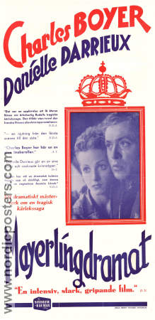 Le secret de Mayerling 1949 Charles Boyer Danielle Darrieux