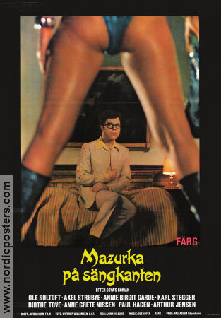 mazurka på sängkanten 1970