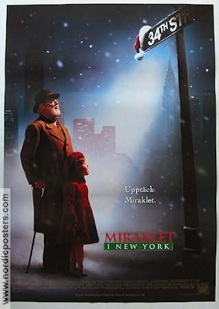 Miracle on 34th Street 1994 Richard Attenborough
