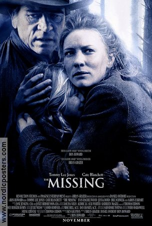 The Missing 2004 Tommy Lee Jones Cate Blanchett