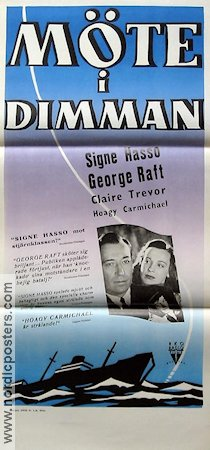 Johnny Angel 1945 Signe Hasso George Raft