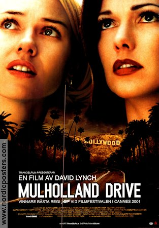 Mulholland Drive 2001 David Lynch Naomi Watts Laura Harring