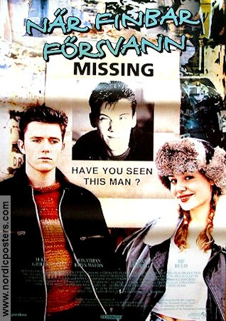 Have You Seen This Man 2003 poster Luke Griffin Sue Clayton