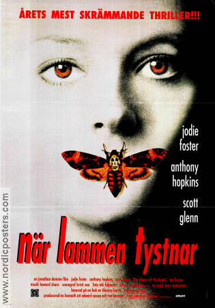 The Silence of the Lambs 1990 Jonathan Demme Anthony Hopkins Jodie Foster Scott Glenn