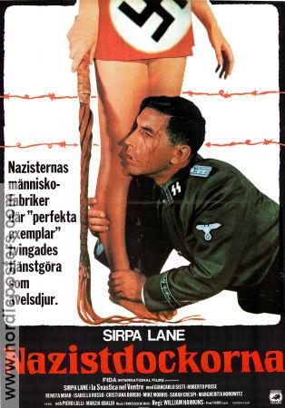 nazi love camp movie poster 1977 original nordicposters