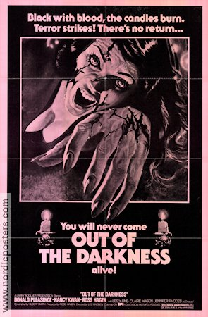 Out of the Darkness 1978 Donald Pleasence Nancy Kwan