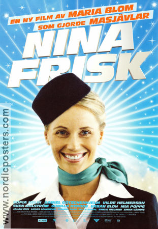 Nina Frisk 2007 Movie poster Sofia Helin