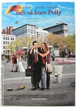 Along Came Polly 2003 poster Ben Stiller