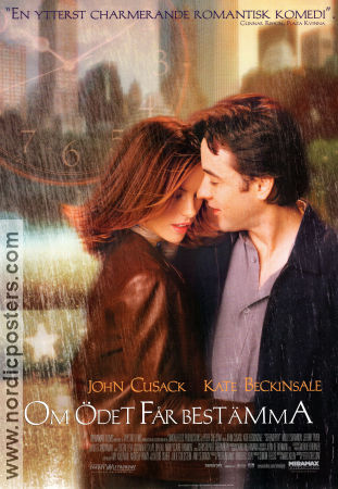 SERENDIPITY Movie poster 2001 original NordicPosters
