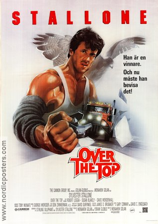 Over The Top Movie Poster 1986 Original Nordicposters