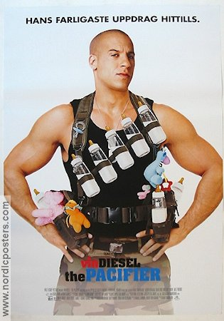 The Pacifier 2005 Vin Diesel