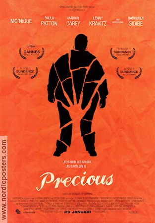precious movie paper Precious script at the internet movie script database  various sheets of colored  construction paper display precious' handprints on the wall.