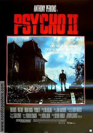 Psycho 2 1982 Anthony Perkins Meg Tilly