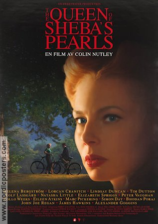 The Queen of Sheba´s Pearls 2004 poster Helena Bergström Colin Nutley