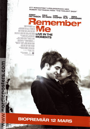 Remember Me 2010 Robert Pattinson Emilie de Ravin