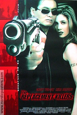 The Replacement Killers 1996 Chow Yun Fat Antoine Fuqua