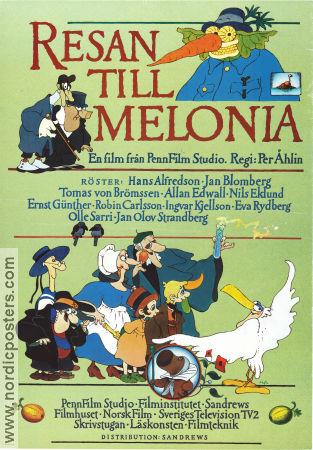 Resan till Melonia movie