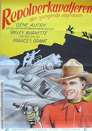 Oh Susannah 1935 Movie poster Gene Autry