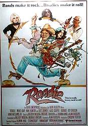 Roadie 1980 Movie poster Meatloaf