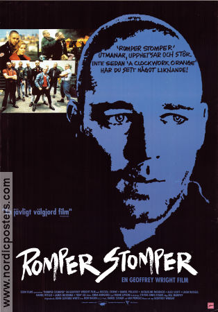 Romper Stomper 1992 poster Russell Crowe