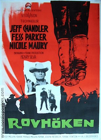 The Jayhawkers 1960 Fess Parker