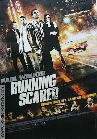 running scared 2006 running scared movie poster 70x100cm as new