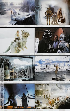 The Empire Strikes Back 1979 George Lucas Mark Hamill Harrison Ford Carrie Fisher Star Wars